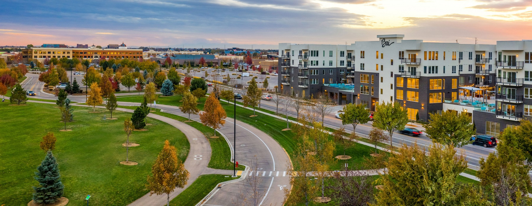 Explore Your Neighborhood at The Village at Meridian